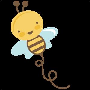 vector transparent Scrapbooking svg scrapbook bees. Bumble clipart spring