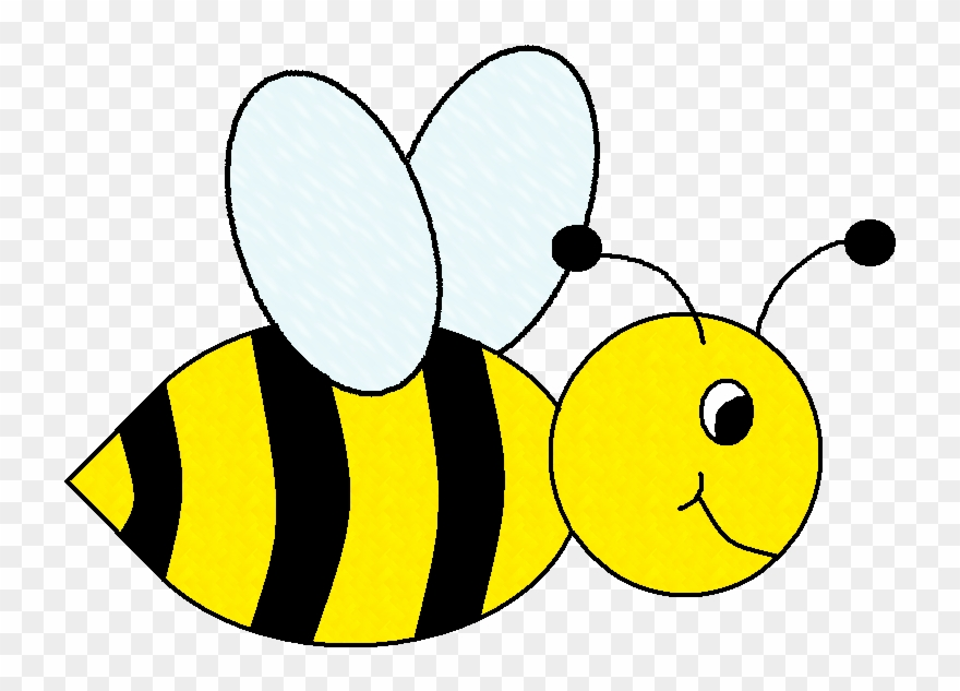 banner freeuse library Bumble clipart yellow bee. Free of bees clip