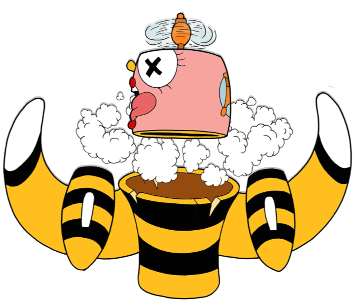 clip free stock Bumblebee clipart. Dead bee free on.