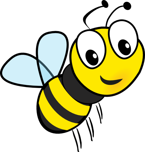 graphic freeuse library Bumblebee clipart. Kindergarten and mooneyisms the