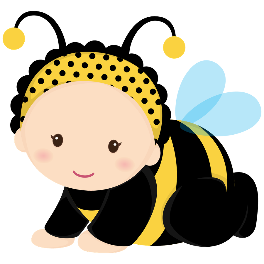 vector transparent Bumblebee clipart baby shower bee. Pin by karen mendoza