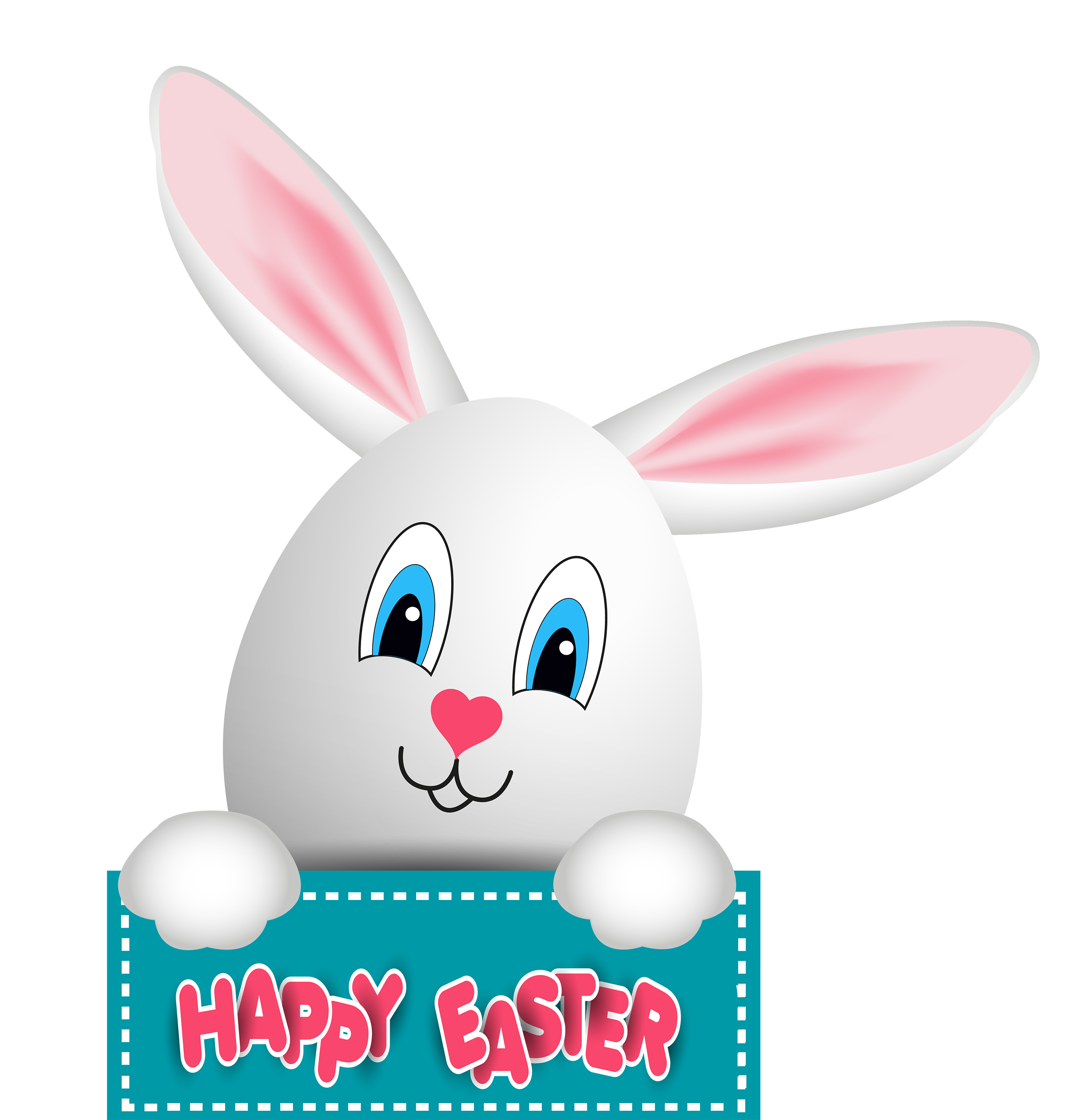 jpg freeuse stock Bunnies clipart home. Easter bunny png clip