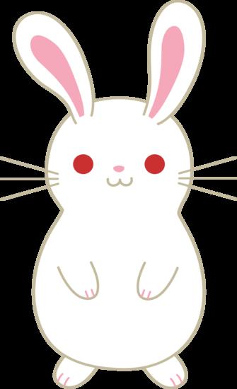 clip Kawaii Bunny Clipart