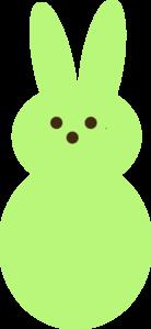 clip art library stock Marshmallow clipart single. Green peep clip art.