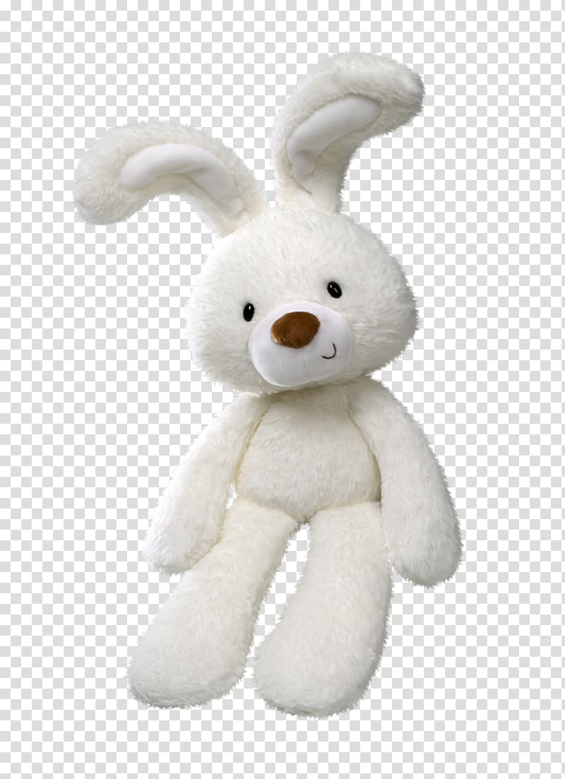 banner freeuse download White bunny stuffed rabbit. Bunnies clipart toy