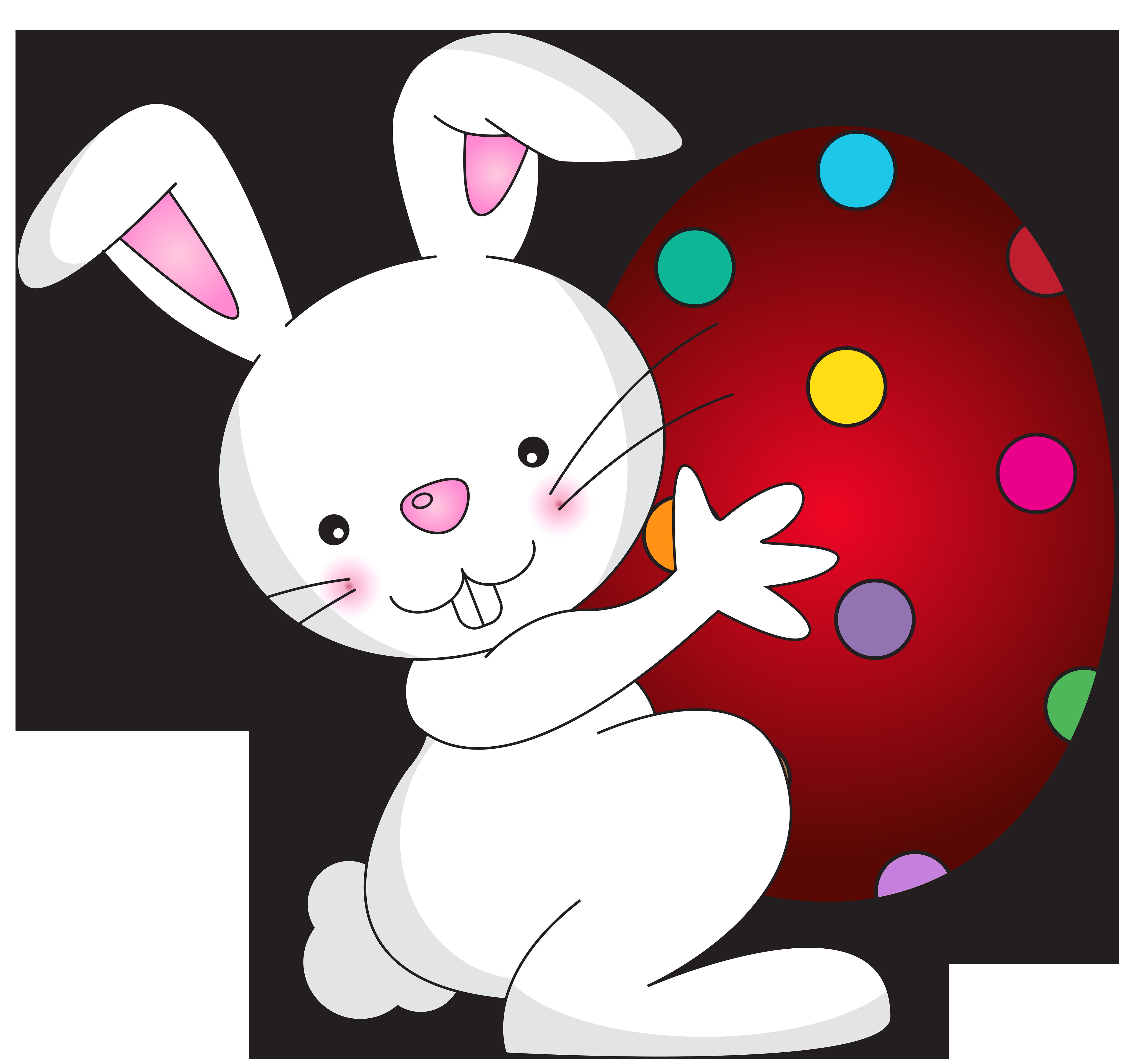 svg transparent stock Bunny clipart transparent background. White easter png clip.