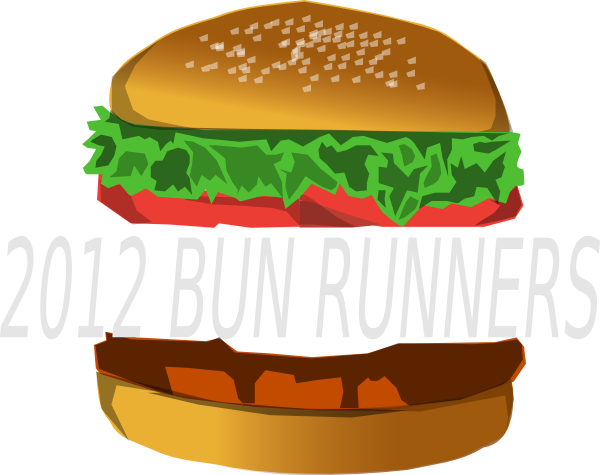 svg freeuse stock Burger With Space Clip Art at Clker
