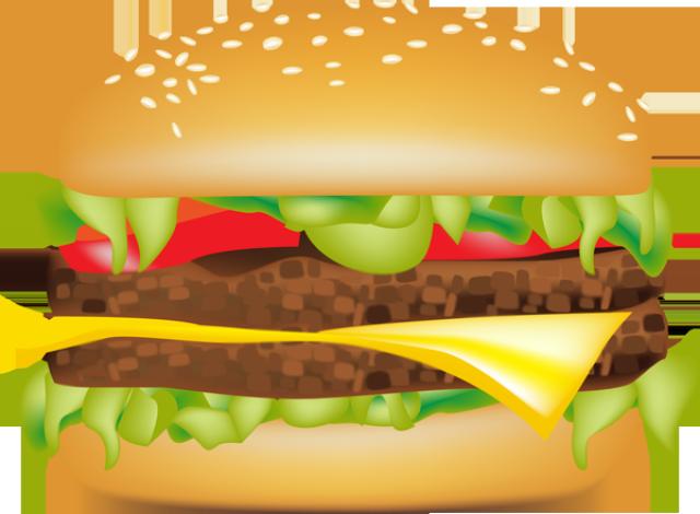 image free download Burger clipart. Veggie humburger free on.