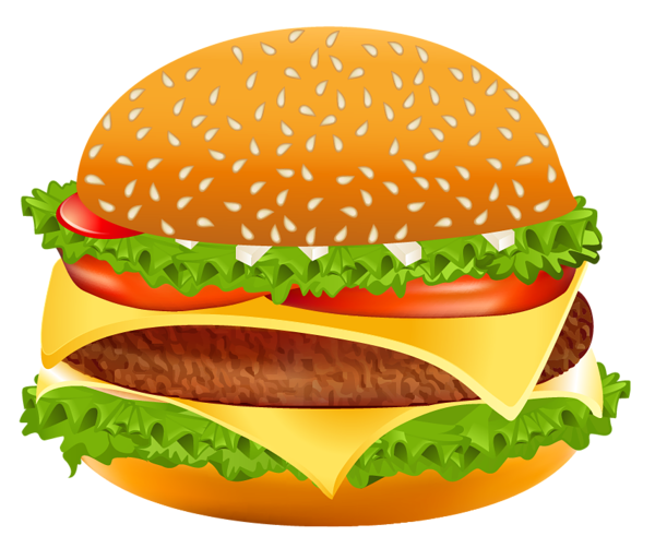 vector free Burger clipart. Pin by pablo vox.
