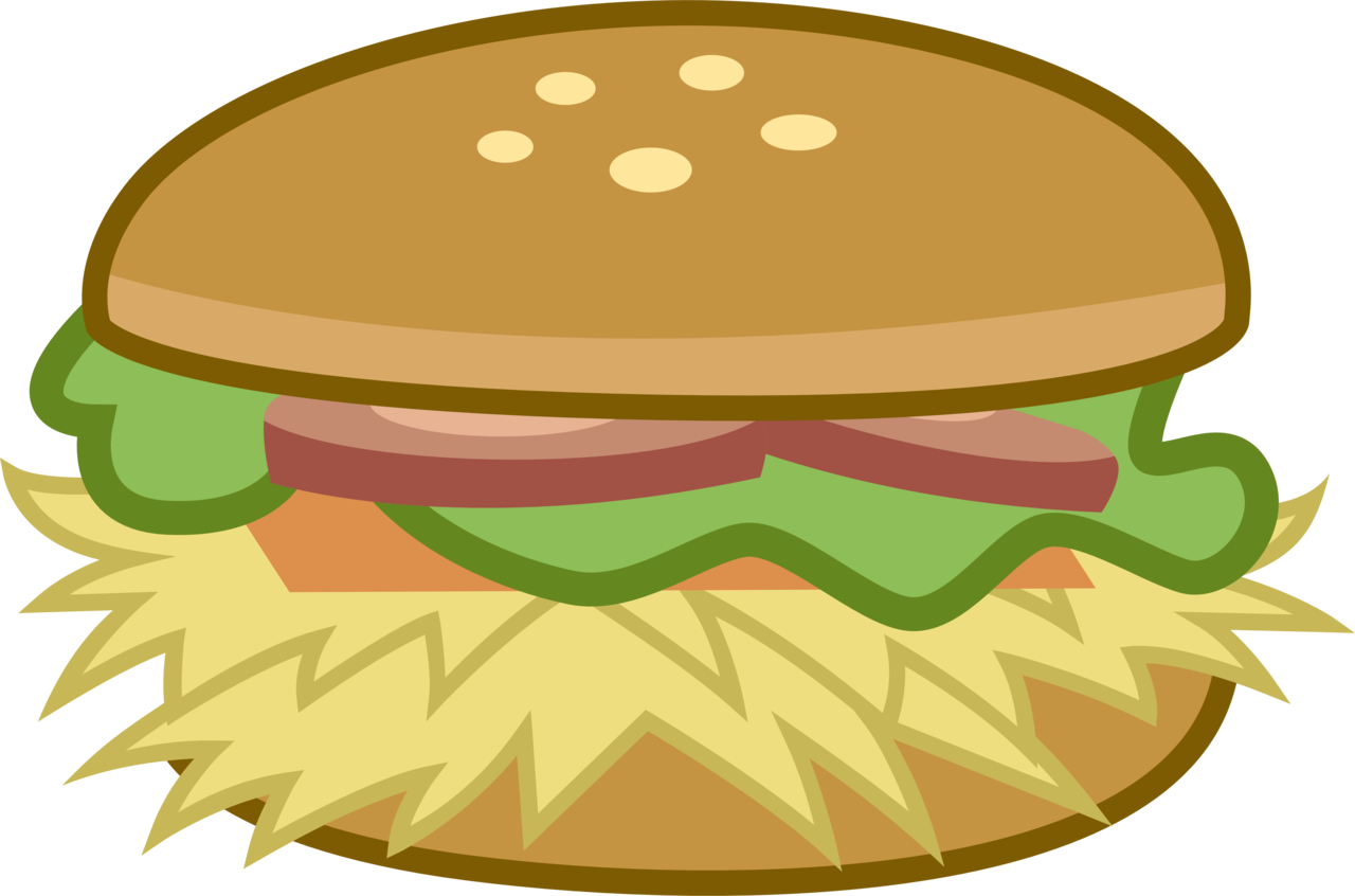 banner royalty free Vector burger simple.  artist drakizora food