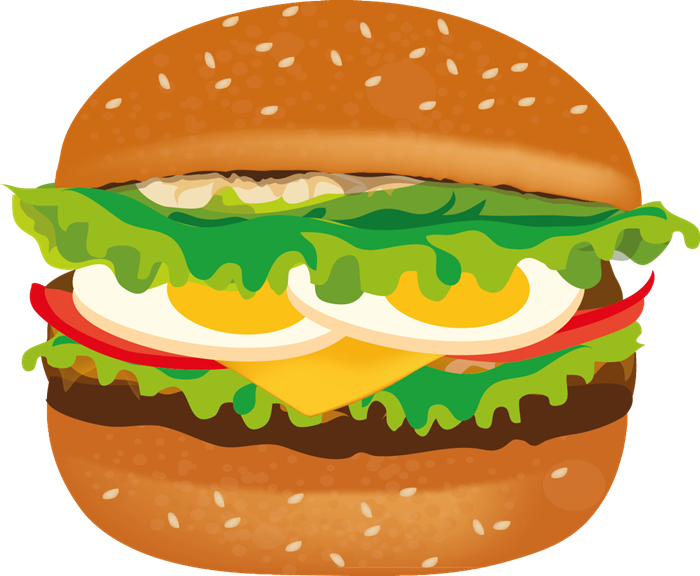 clip black and white Giant burger free on. Cheeseburger clipart grilled hamburger.