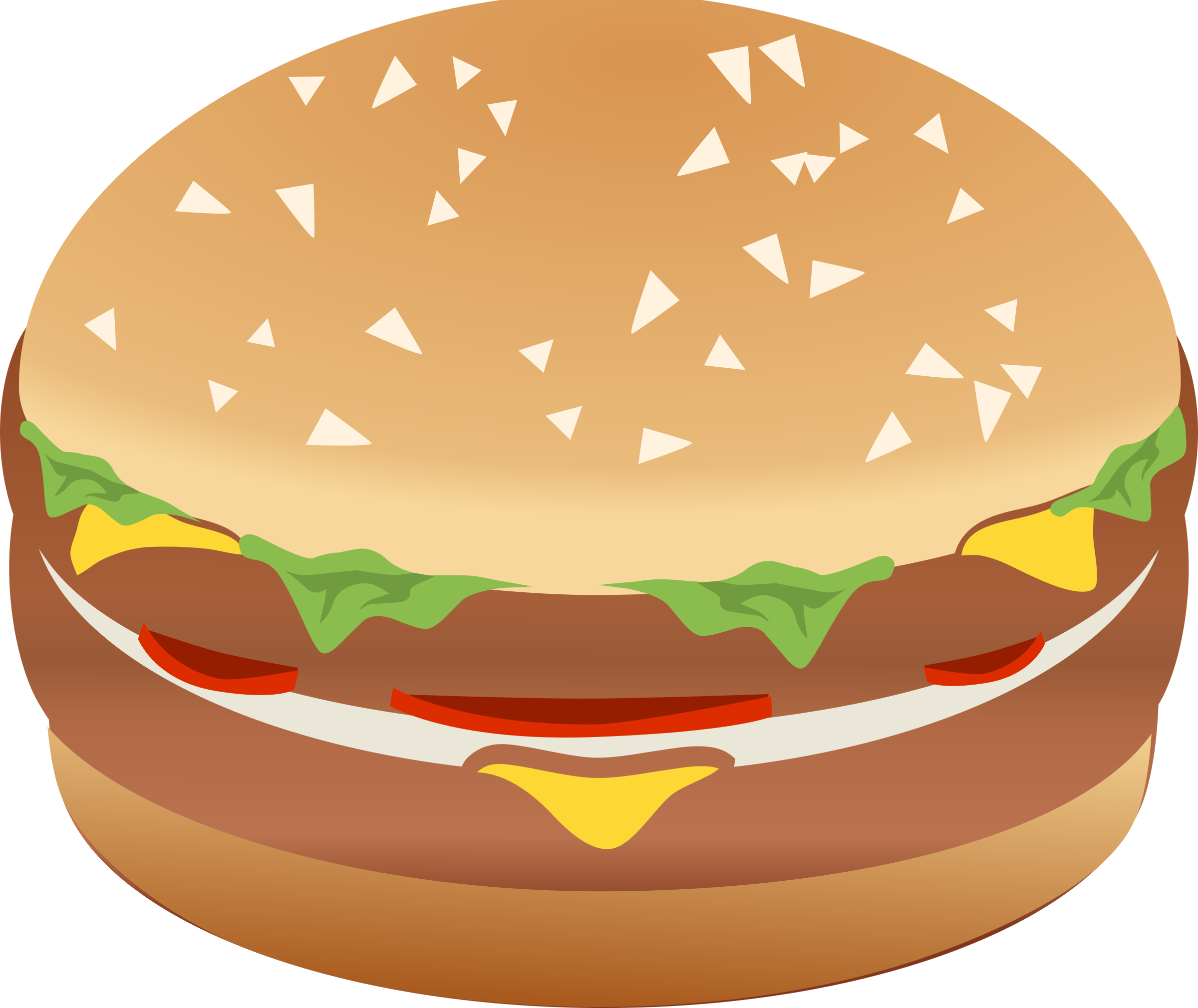 vector free stock Burger clipart. Hamburger remix with colors