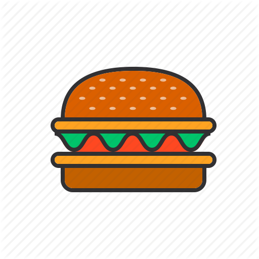 png free library Burger patty clipart. Food dinner by souvik