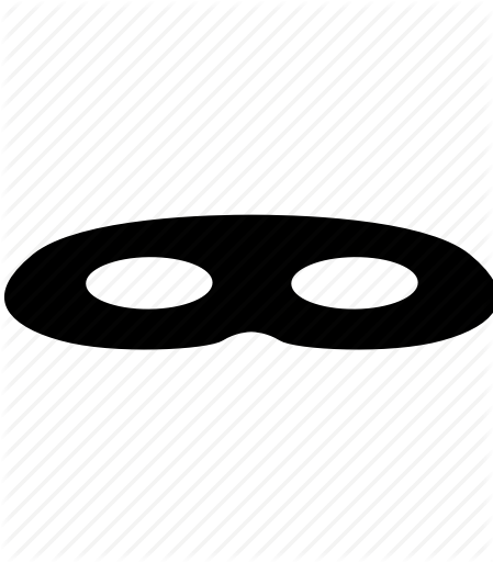 image library download Masks and conspiracy by. Burglar clipart mask