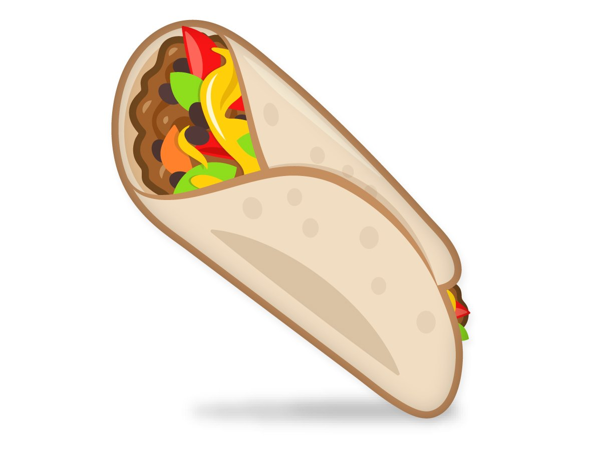 clip library Burrito free download on. Tacos clipart burito