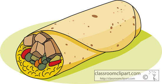 clip art free download Clip art panda free. Burrito clipart