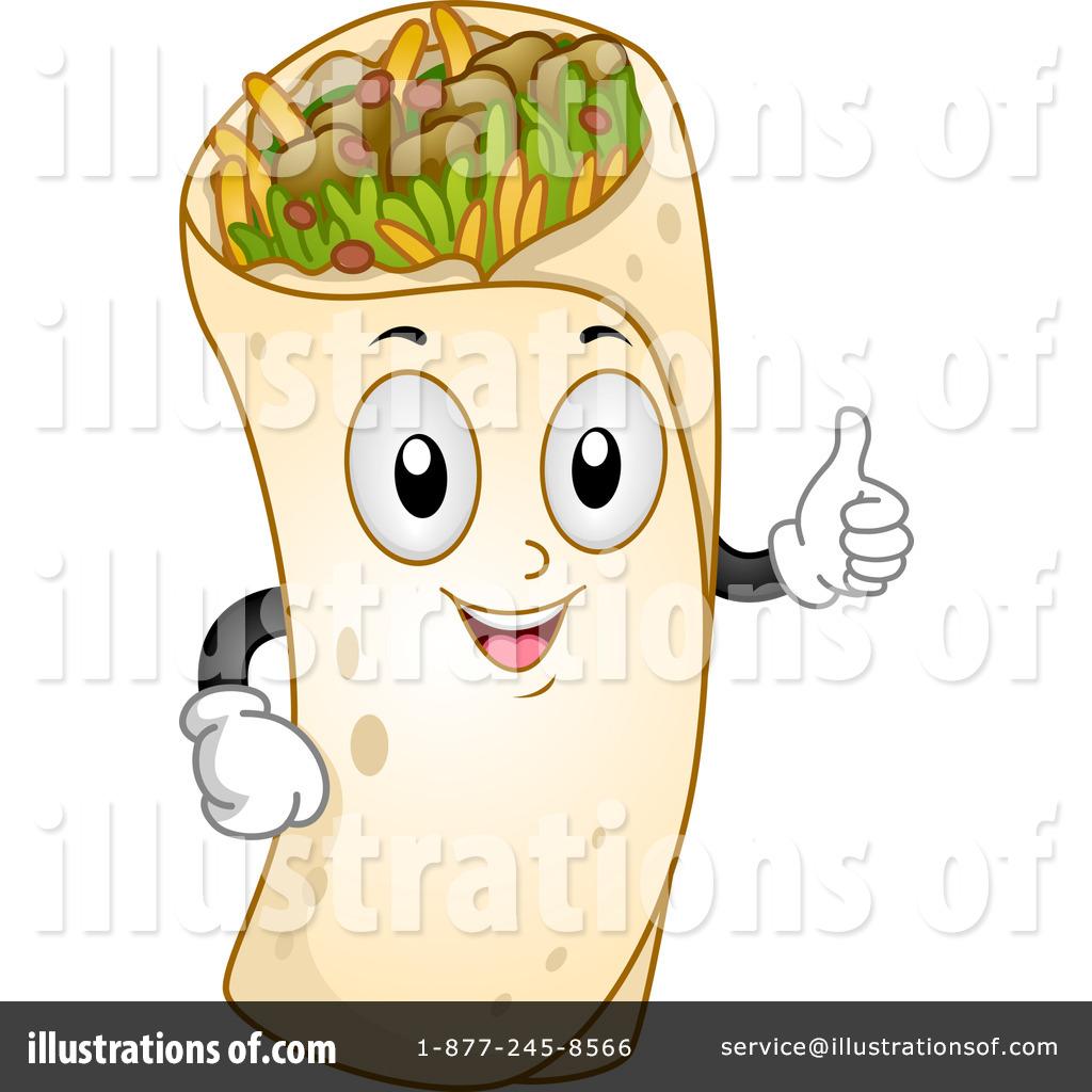 svg black and white download Illustration by bnp design. Burrito clipart burito