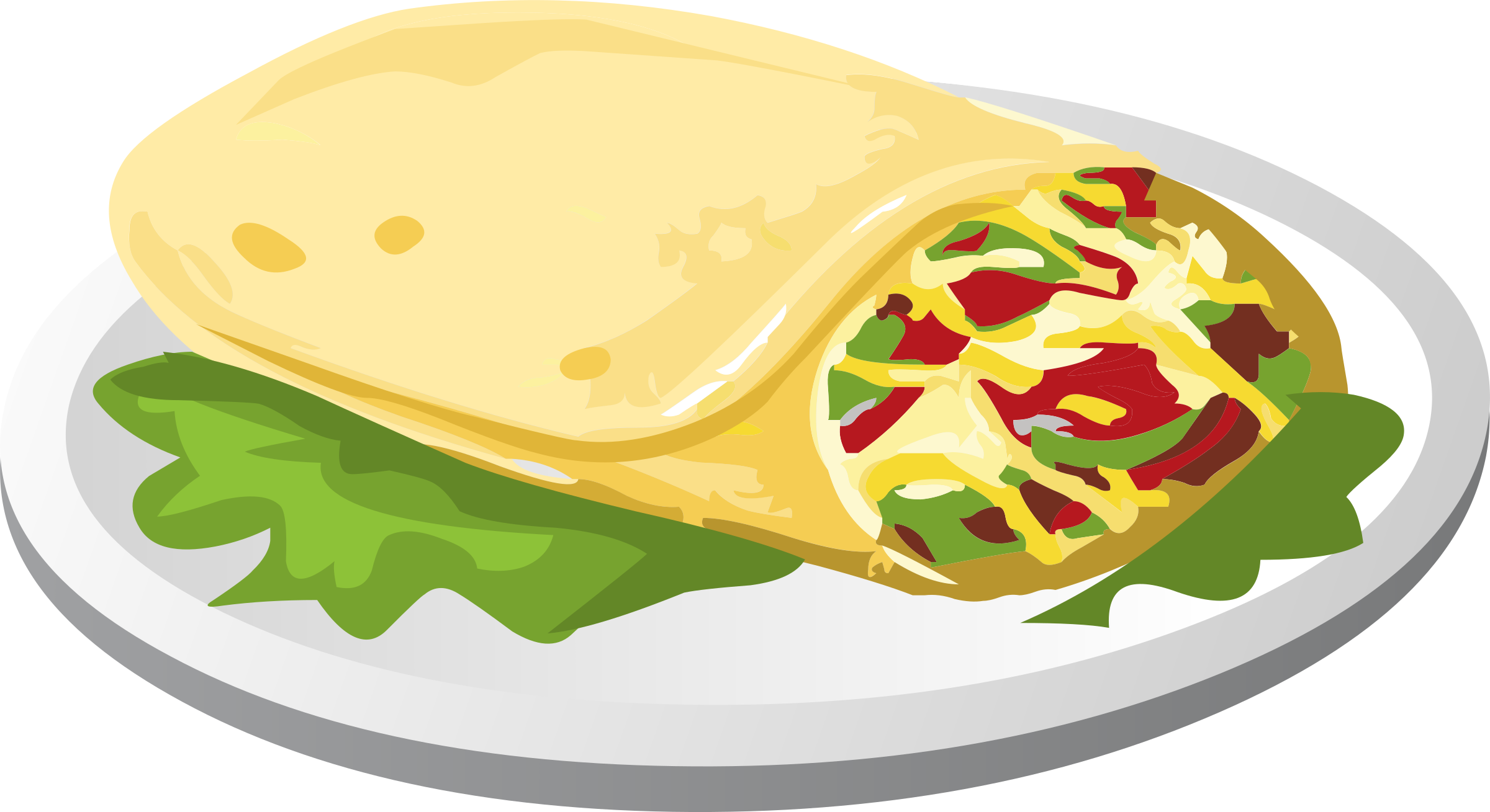 banner royalty free Food kind breakfurst icons. Burrito transparent clip art