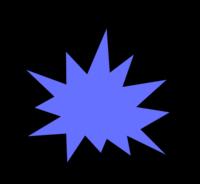 image Comic clipart blast. Explosion clip art free