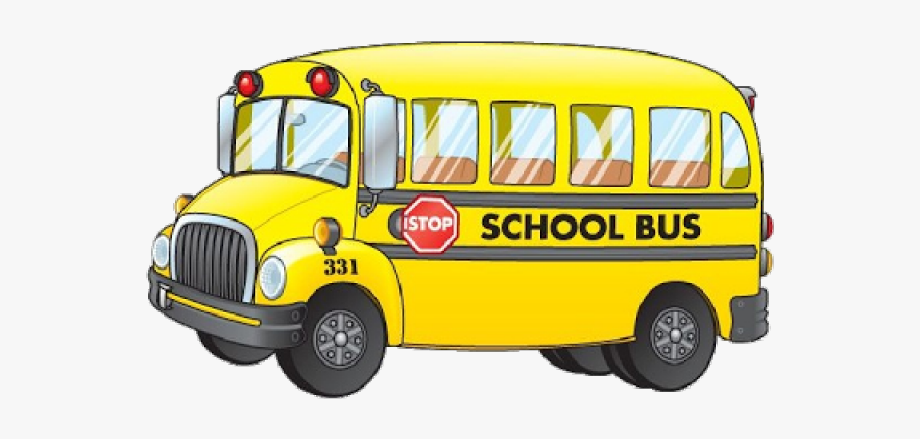 image royalty free download Cartoon school buses of. Bus clipart