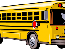 png freeuse library School images free clip. Bus clipart.