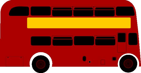 jpg freeuse download Bus clipart double decker bus. Deck clip art at.