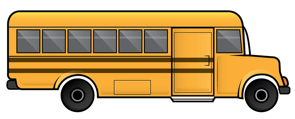 png black and white download Bus clipart scool. Schoolbus free school clip.
