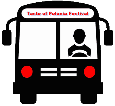 image free library Parking taste of polonia. Bus clipart shuttle bus.