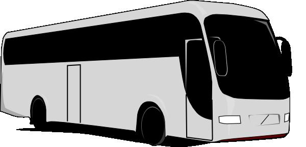 clip library Clip art at clker. Bus clipart shuttle bus.