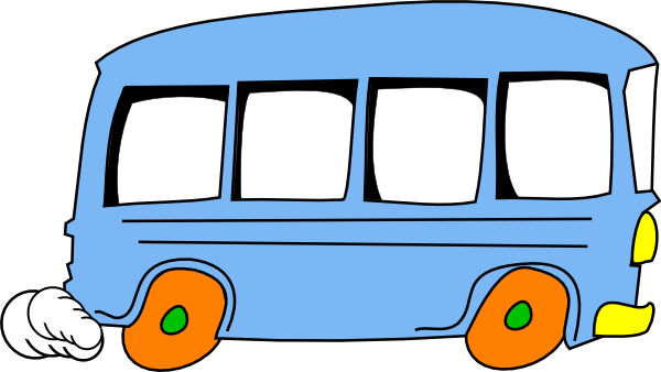 clip library Bus clipart shuttle bus. Clip art at clker.