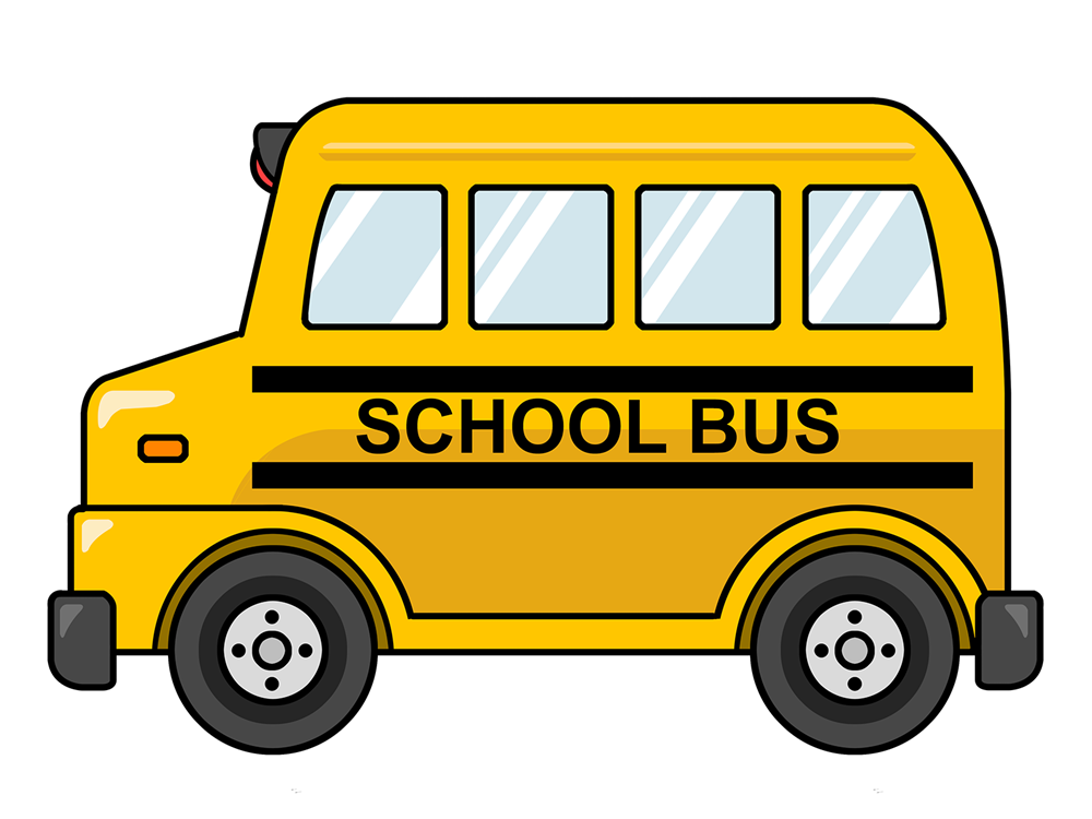 clip transparent library Bus clipart. Free to use public