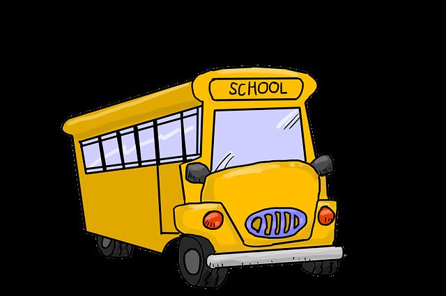 clip art free Free photo Cartoon Motor Vehicle Bus Yellow School Bus Coach