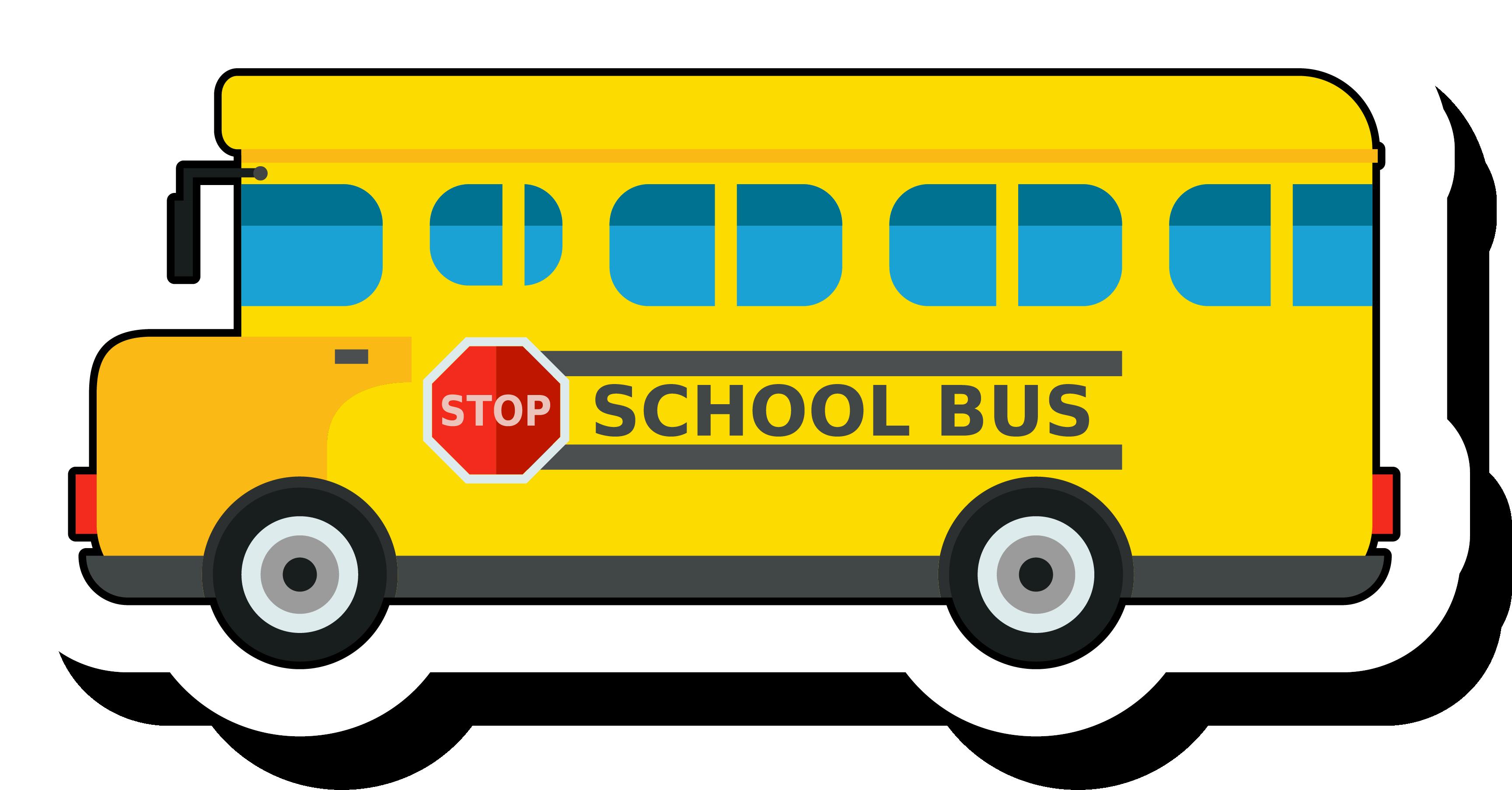 clip freeuse School bus Clip art