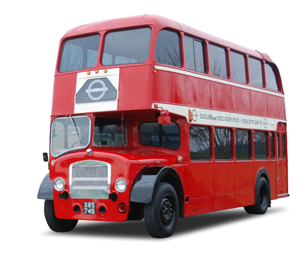 vector freeuse stock Double Decker Bus dreams meaning