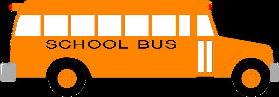 clip royalty free School Bus