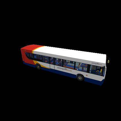 clip NEW SIMPLIBUS STAGECOACH BUS