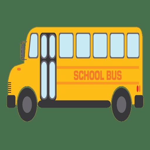 image download Vector bus transport. School transparent png svg