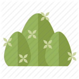 clip art black and white library Free on dumielauxepices net. Bush clipart leaf jungle.