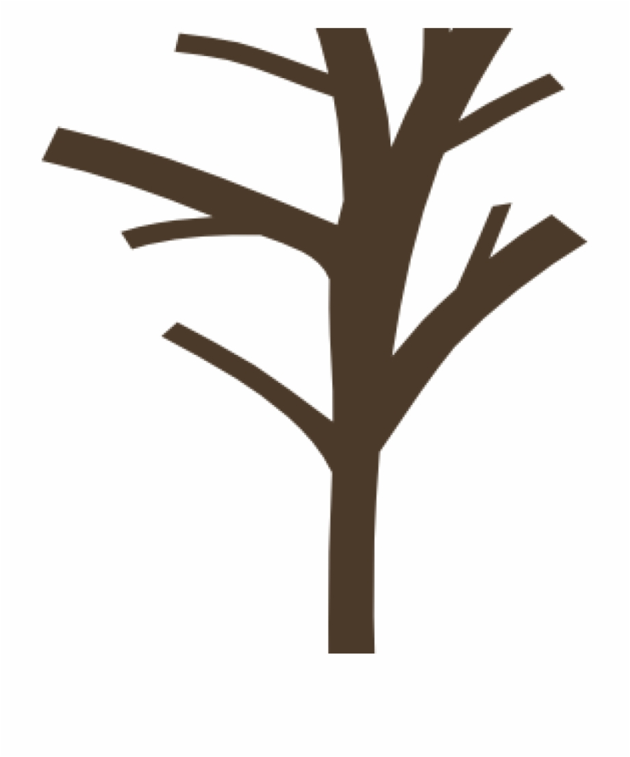 vector transparent stock Bushes clipart bare. Tree clip art at.