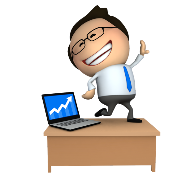 png Businessman Clipart animated
