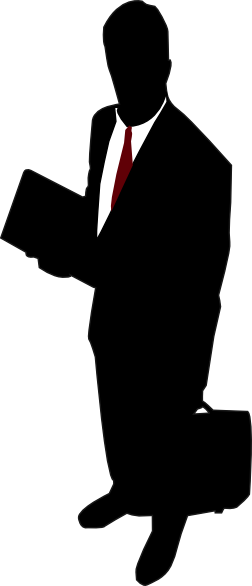 picture royalty free download Red tie clip art. Businessman clipart