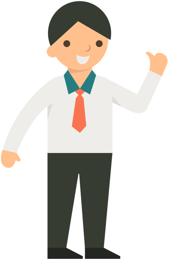 svg royalty free download Thumbs up free on. Businessman clipart