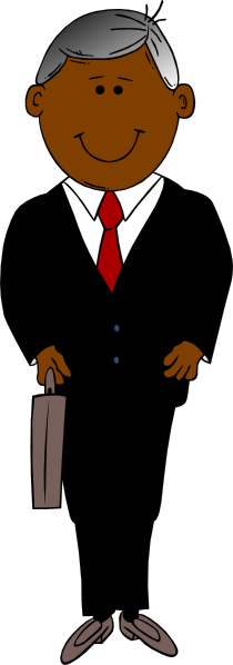 jpg royalty free stock Businessman clipart. Clip art at clker