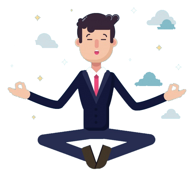 picture transparent library Meditation clipart relaxing music. How i cure insomnia.