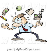 image freeuse Royalty free stress stock. Businessman clipart stressed.