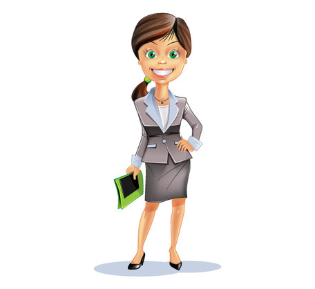 image freeuse library Businesswoman clipart. Free cliparts download clip