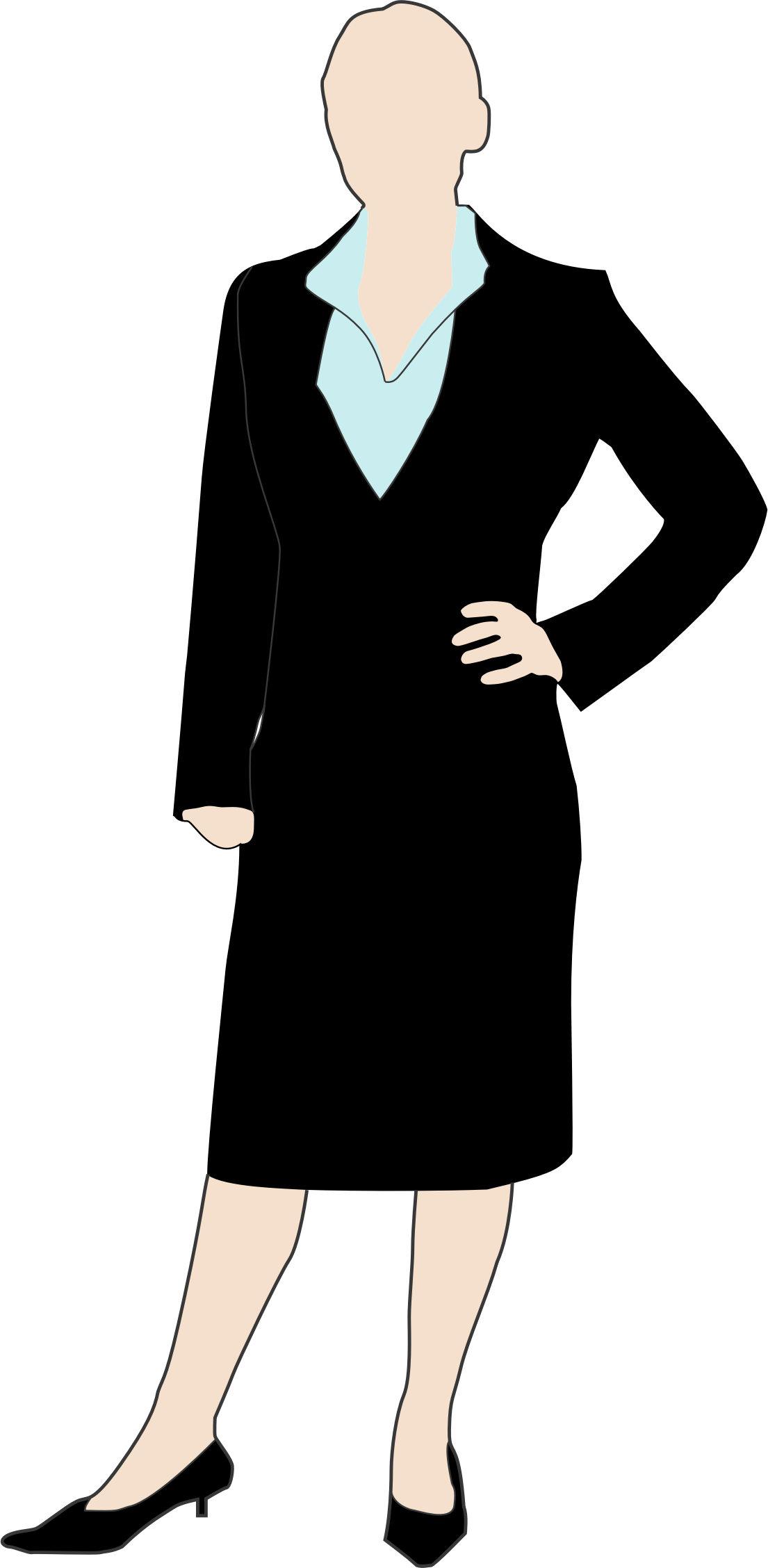 png library download Business woman big image. Businesswoman clipart