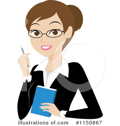 clip transparent stock Businesswoman clipart bussiness woman. Illustration by rosie piter.