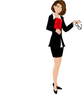 jpg transparent library Businesswoman clipart bussiness woman. Free cliparts download clip.