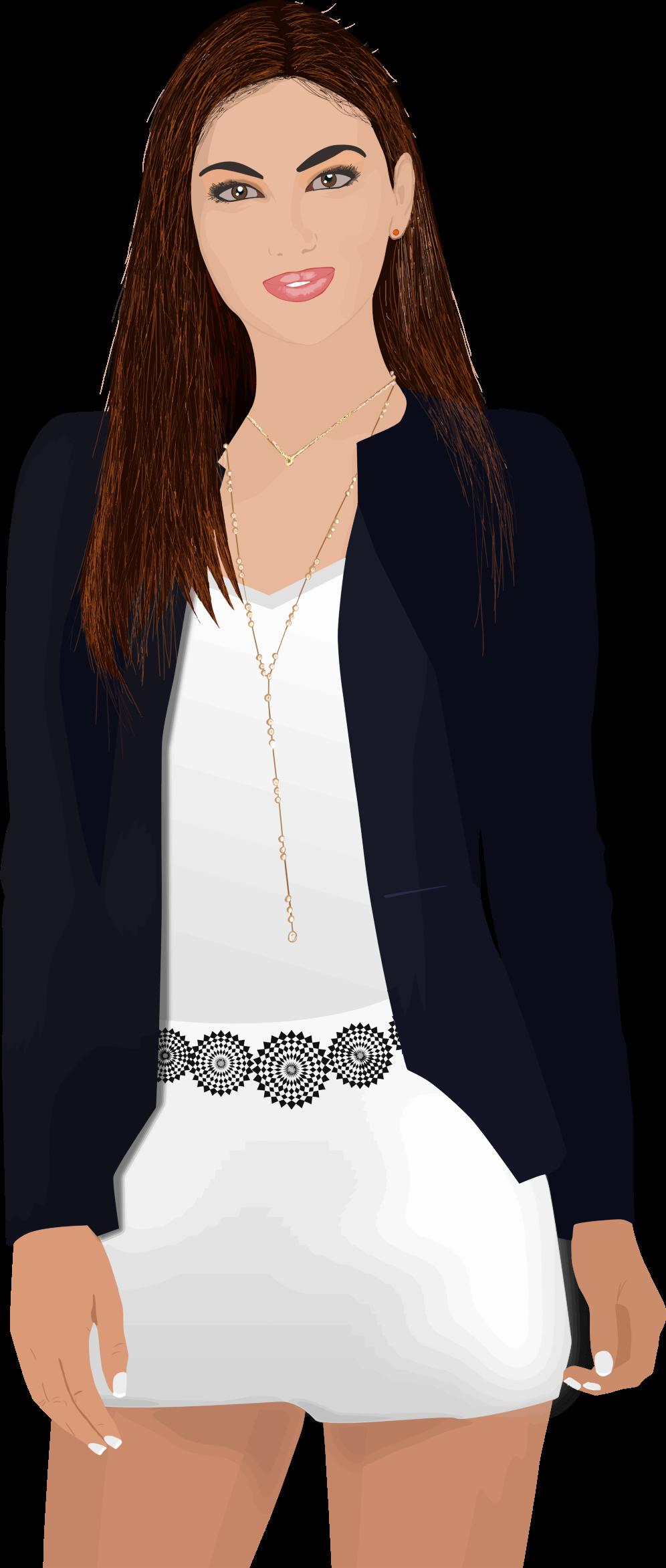 jpg transparent download Business portrait big image. Businesswoman clipart bussiness woman.